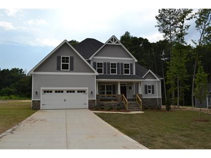 531 Daylily Court  Carthage, NC MLS# 175544
