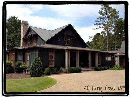40 Long Cove Dr  Pinehurst, NC MLS# 156775