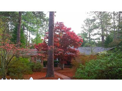 10 Mcleod Road Pinehurst, NC MLS# 165199