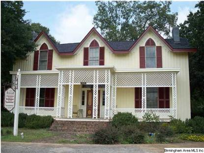 406 E NORTH ST  Talladega, AL MLS# 568040