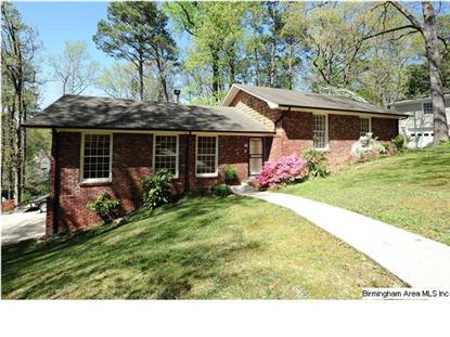 1420 OVERLOOK RD  Homewood, AL MLS# 590659