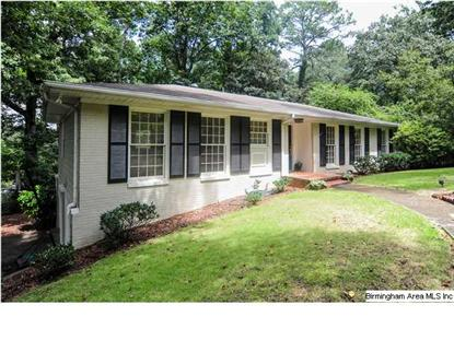 1422 OVERLOOK RD  Homewood, AL MLS# 591205