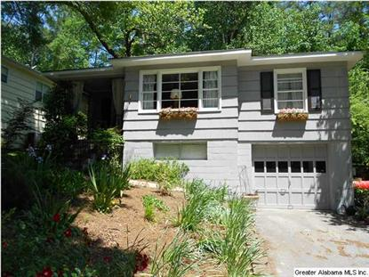 1726 WINDSOR BLVD  Homewood, AL MLS# 596093