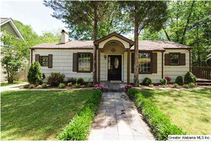 109 ACTON AVE  Homewood, AL MLS# 596628