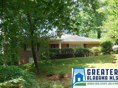 601 DEVON DR Homewood, AL MLS# 721224