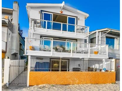 2605 Ocean Front Walk San Diego, CA MLS# 140036519