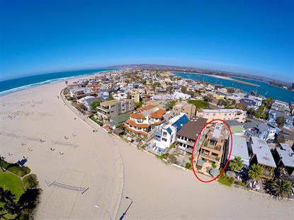 2636 Ocean Front Walk San Diego, CA MLS# 150009163