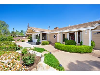 11921 Fuerte (Private Road) El Cajon, CA MLS# 150015732