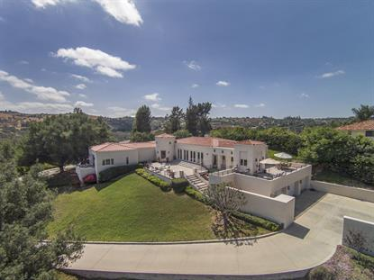 3007 Via Del Cielo Fallbrook, CA MLS# 150024498