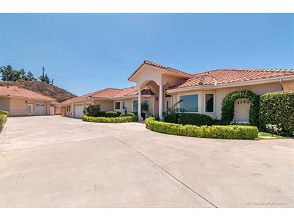 1150 Cresthill Pl. El Cajon, CA MLS# 150038946