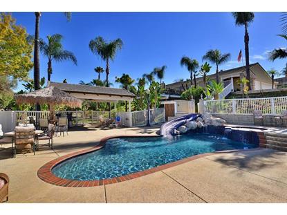 2262 Calle Poco El Cajon, CA MLS# 150061743