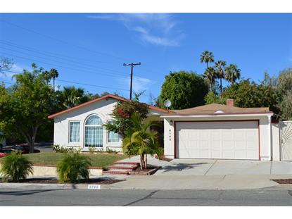 8702 Tommy Drive San Diego, CA MLS# 150063884