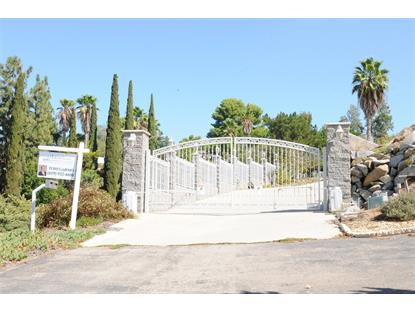 1765 Hidden Mesa Road El Cajon, CA MLS# 160000714