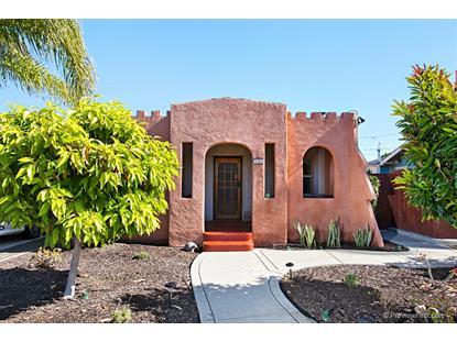 3361-63 33rd Street San Diego, CA MLS# 160004626