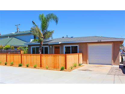 1218 florence Imperial Beach, CA MLS# 160050444