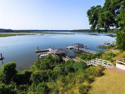 6837 Brown's Bluff Lane  Bluffton, SC MLS# 257829