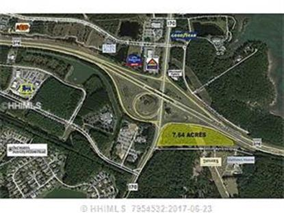 0 Highway 170 @ Highway 278  Bluffton, SC MLS# 326234