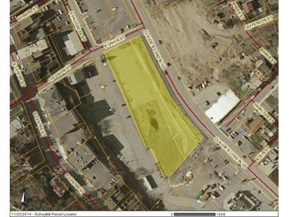 0 Route 61 & Union Sts  Pottsville, PA MLS# 55092