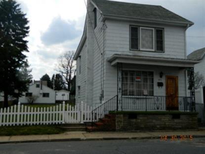 312 N Nice St  Frackville, PA MLS# 56134