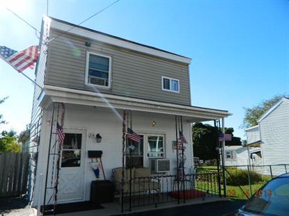 214 N BROAD MT AVE  Frackville, PA MLS# 57428