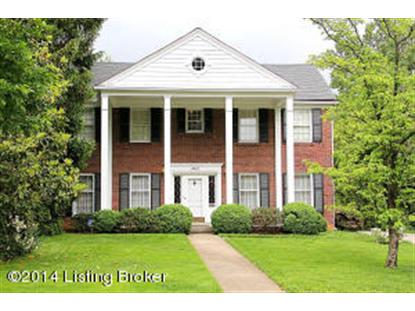 2947 Rainbow Dr Louisville, KY MLS# 1390692
