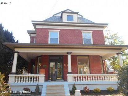 147 N Keats Ave Louisville, KY MLS# 1411888