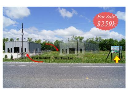 0 HIGHWAY 3161  Cut Off, LA MLS# 113185