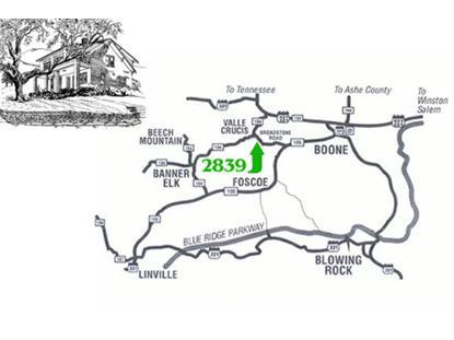2839 Broadstone Road  Banner Elk, NC MLS# 180019