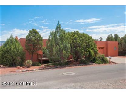 280 ARROYO PINON Drive Sedona, AZ MLS# 5140903