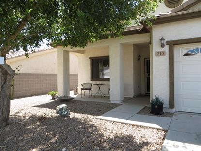 2101 MERIDIAN Road Apache Junction, AZ MLS# 5273052