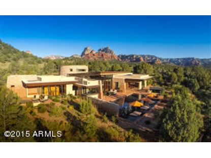 105 CANYON VISTA Road Sedona, AZ MLS# 5296941