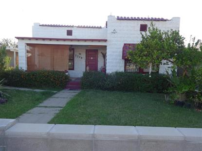 2336 11TH Street Phoenix, AZ MLS# 5297605