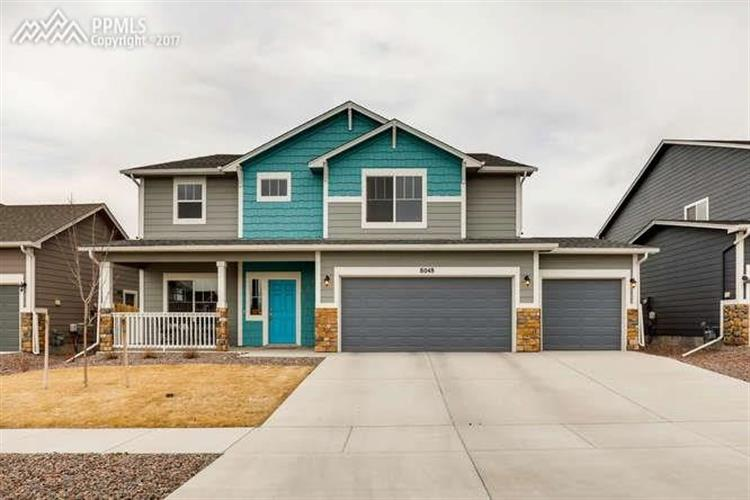 8048 Hardwood Cir, Colorado Springs, CO 80908