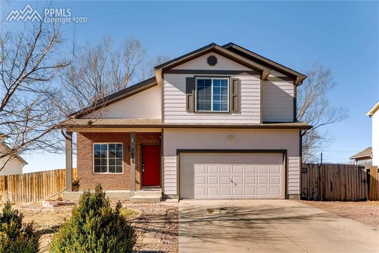 7603 Middle Bay Way, Fountain, CO 80817