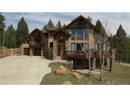 1043 Lucky Lady Drive Woodland Park, CO MLS# 1010980