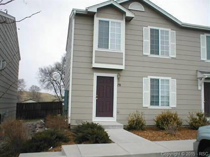 191 Ellers Grove Colorado Springs, CO 80916 MLS# 1117871