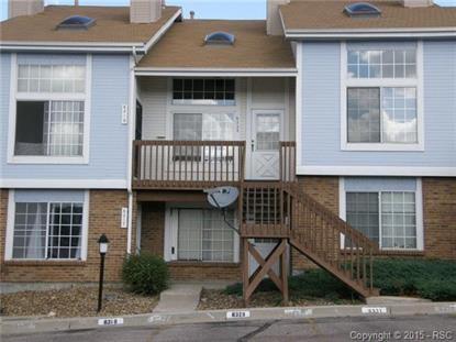 6323 Village Lane Colorado Springs, CO 80918 MLS# 1221562