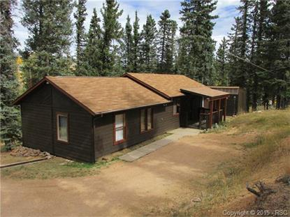702 Valley Road Divide, CO MLS# 1242164
