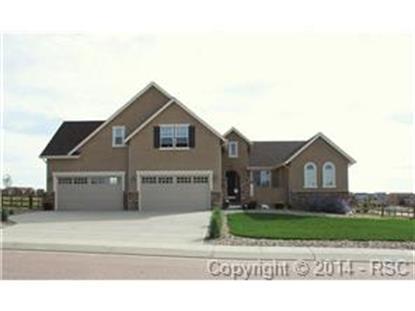10903 Klondike Drive Peyton, CO MLS# 1262446