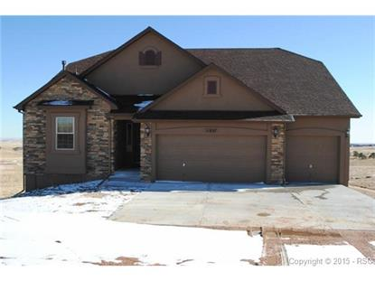 11807 White Antler Trail Peyton, CO MLS# 1313119