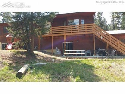 1313 SPRING VALLEY Drive Divide, CO MLS# 1357341