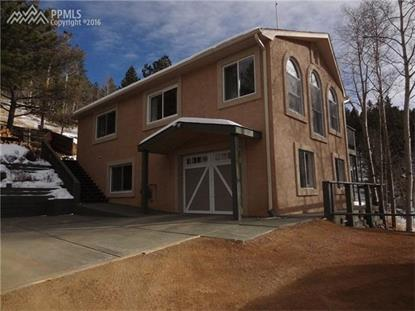 165 Timber Ridge Road Divide, CO MLS# 1410575