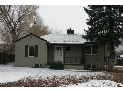 1015 Iowa Avenue Colorado Springs, CO 80909 MLS# 1643814