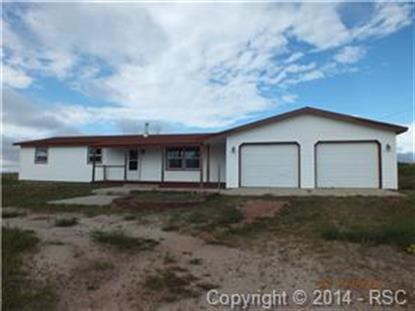 10994 N Ellicott Highway Calhan, CO MLS# 1712341