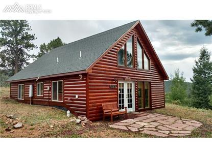 423 Valley Road Divide, CO MLS# 1713333