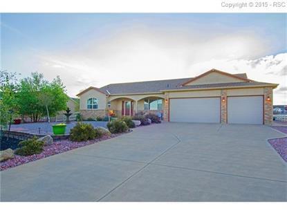9303 Rockingham Drive Peyton, CO MLS# 1714733