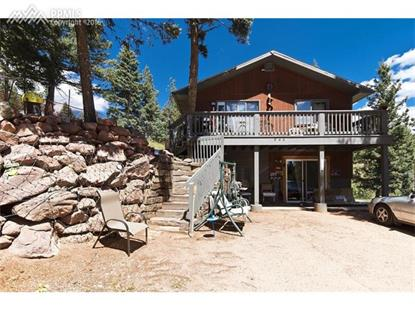 822 W Highway 24 Highway Woodland Park, CO MLS# 1781132