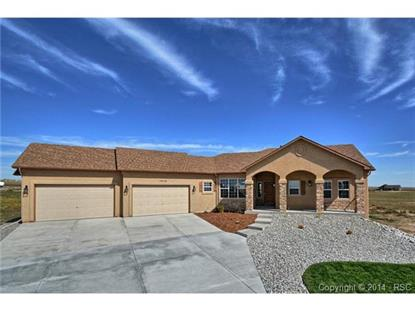 13516 Gilbert Road Peyton, CO MLS# 1949147