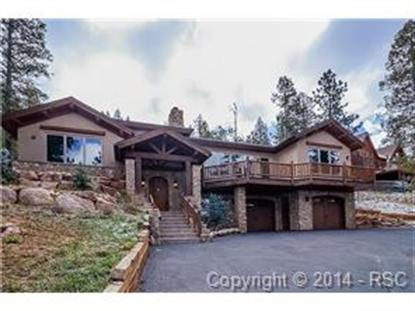 1341 Forest Edge Road Woodland Park, CO MLS# 1959196
