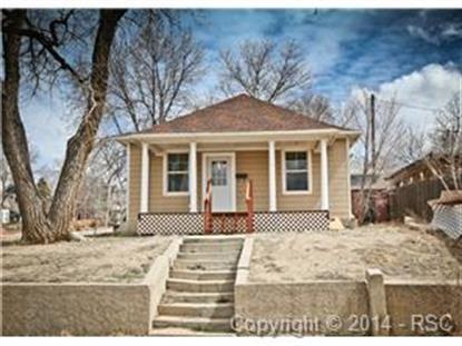 115 N Prospect Street Colorado Springs, CO 80903 MLS# 2258958